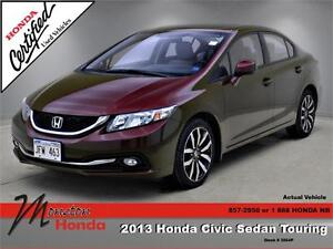 2013 Honda Civic Touring (A5)