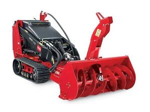 Toro 2-Stage Snow Blower for Dingo Compact Loaders - 22456