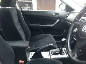 2005 Honda Accord MY06 Upgrade Euro Grey 5 Speed Sequential Auto Sedan