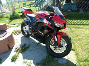 2011 Honda CBR 600RR With Only 4300km