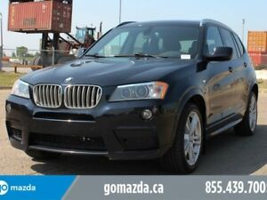 2012 BMW X3 xDrive35i M SPORT PACKAGE