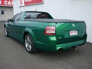 2011 Holden Ute VE II SV6 Green 6 Speed Manual Utility Avoca Bundaberg City Preview