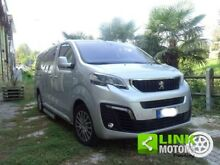 Peugeot Traveller Bluehdi 180 S&S Eat6 Attrezzato per Disabili