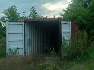 20' Shipping Containers London Ontario image 2