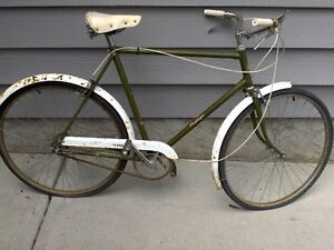 Vintage Road Bicycles for Restoration or Parts