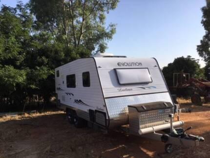 Caravan 2016 Evolution 615 Luxliner 20ft Wagga Wagga Wagga Wagga City Preview