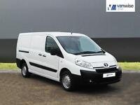 2014 Toyota Proace L2H1 HDI 1200 P/V Diesel white Manual