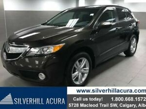 2015 Acura RDX Base AWD *New Tires & Brakes, 3.9% Financing up t