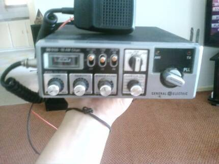 CB radio and peripherals