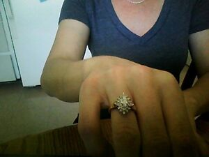 Gold Diamond Ring For Sale