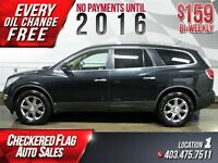 2008 Buick Enclave CXL NAV-AWD-Heated Leather-Sunroof $179/BW!
