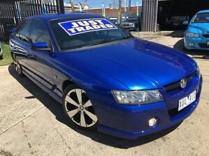 2006 Holden Commodore VZ MY06 SV6 5 Speed Auto Active Select Sedan Brooklyn Brimbank Area Preview