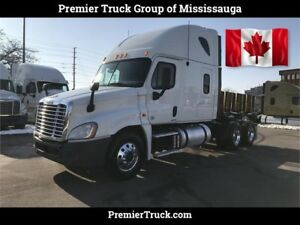 2012 Freightliner Cascadia Heavy Spec, Dealer Certified, 1 Year