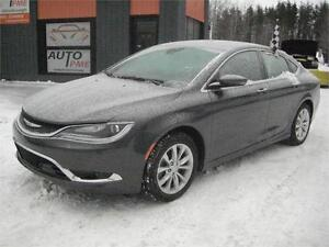 2015 Chrysler 200 C 3.6L CUIR/NAVIGATION/TOIT PANORAMIQUE