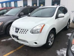2009 NISSAN ROGUE SL AWD|ACCIDENT FREE|ROOF RACK|AUXILIARY AUDIO