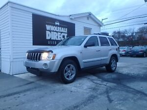 2005 Jeep Grand Cherokee SUV TRAIL RATED 4X4 LIMITED 5.7 L