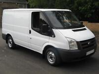 2007 FORD TRANSIT T260S SWB 110ps Diesel Van