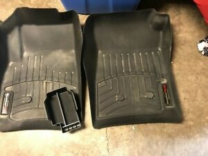 WeatherTech mats for Chev Colorado or GMC Canyon 2015-2019