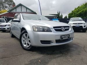 2010 Holden Commodore VE MY10 Omega Nitrate 6 Speed Automatic Sportswagon