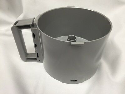 Robot Coupe 112204 R2 R2N Food Processor Gray Bowl 3 Quart Genuine