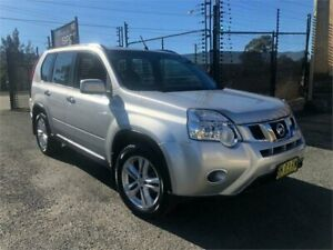2011 Nissan X-Trail T31 Series IV ST Silver Constant Variable Wagon Greystanes Parramatta Area Preview