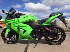 Kawasaki Ninja 250R KX250K9F