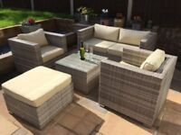 Rattan Garden Sofa, Rattan garden furniture