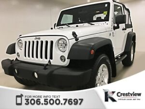 2014 Jeep Wrangler Sport 4x4 | Air Conditioning