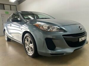 2012 Mazda 3 BL Series 2 MY13 Neo Grey 5 Speed Automatic Sedan Phillip Woden Valley Preview