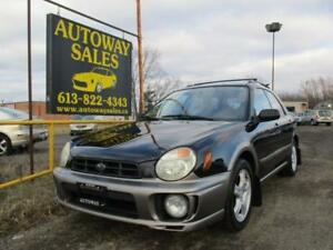2003 Subaru Impreza Outback Manual ** AWD**