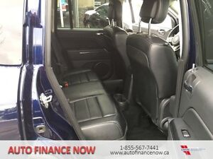 2013 Jeep Compass Limited 4x4 LEATHER REDUCED BUY HERE PAY HERE Edmonton Edmonton Area image 11