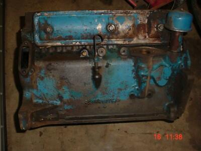 Original Ford Naa-600-641 Tractor Conn Engine Motor Block 134cu.in. Jubilee-2000