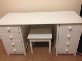 Bargain! RRP 184.99 White, Scandinavian dresser