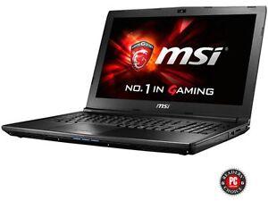 [eBay.ca]MSI GL62 Laptop $1030 Core i7 6700hq/gtx 960m/1080p screen