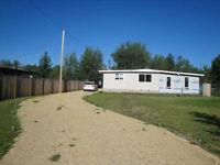 Double Wide Mobile Home in Antler Lake