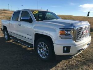 Save $1,000's off new! 2015 GMC Sierra 1500 Denali 6.2L 4x4