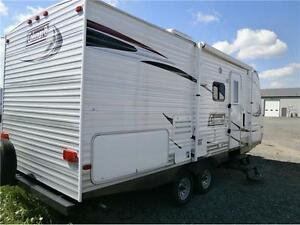 2013 COLEMAN 191 QB, OUTDOOR KITCHEN, DEEP SLIDE, $13995!! London Ontario image 4