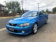 2004 Ford Falcon BA XR8 4 Speed Auto Seq Sportshift Utility Fawkner Moreland Area Preview
