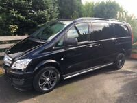 Mercedes Vito 122 Sport X Brabus Dualiner - Full Service History and Low Mileage