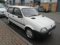 £995 classic rover metro 1.1 41k 1 years mot excellent condition/runner 2 owners from new px/welcom