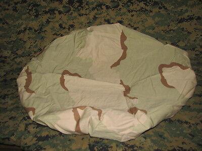 sand tire cover NOS USGI army desert tan 3 color military pack