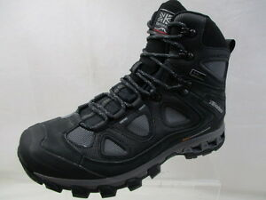 KARRIMOR KSB JAGUAR eVENT MENS BLACK WALKING BOOTS BRAND NEW SIZE UK 8 (X16)