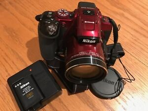 COOLPIX P610 Camera with WiFi