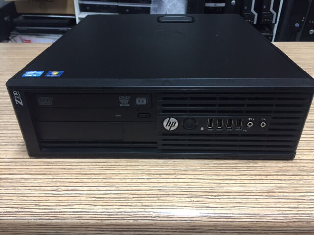HP Z200 SFF Core i3 CPU 540 3.07GHz 4GB Ram 250GB HDD Win 7 Pro PC