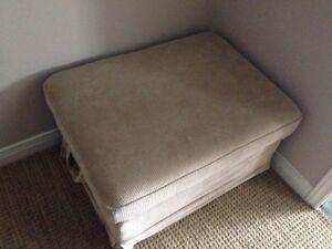 IKEA Ekeskog 3 Seater & Ottoman - Amazing large and comfy couch! Cambridge Kitchener Area image 7