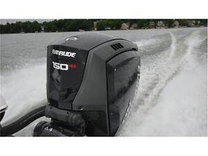 NEW EVINRUDE 150hp G2 MOTORS ON SALE FOR XMAS! Edmonton Edmonton Area image 5