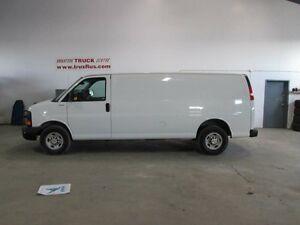 2012 Chevrolet Express 2500 Extended Cargo Van