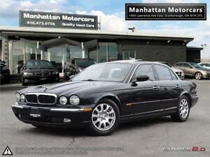 jaguar xj8 great deals on new or used cars and trucks near me in 2004 Jaguar XJ 2004 jaguar xj8 premium pkg sunroof leather alloys noaccident