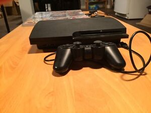 500 GB PS3 + 15 Games + 1 Controller