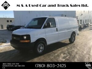 2010 Chevrolet Express Cargo Van 3500 6.0 L Gas Engine